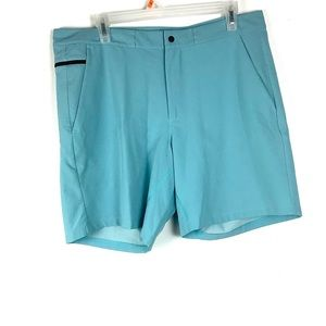 Lululemon - blue shorts